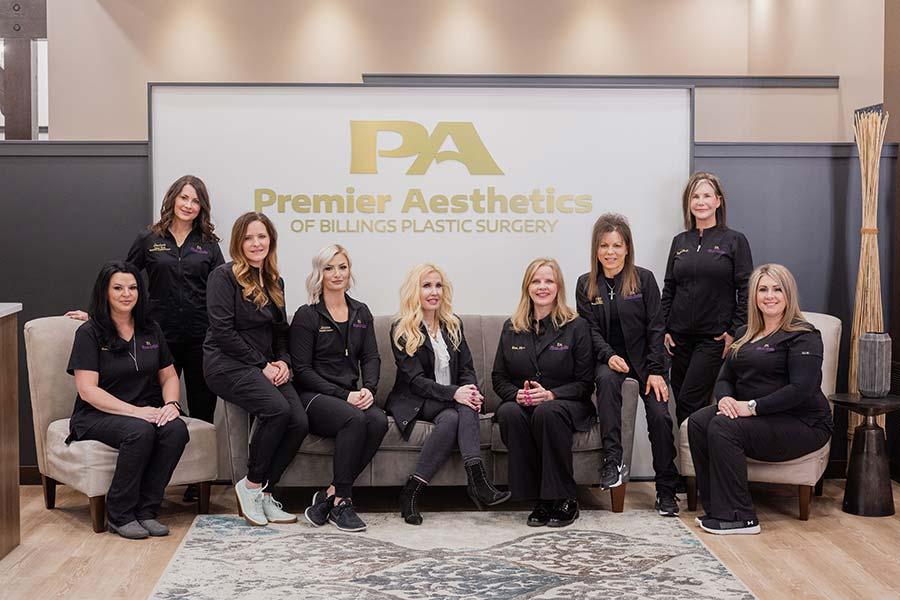 Premier Aesthetics Staff
